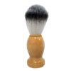 Barber borstel hout