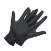 Wegwerphandschoenen zwart