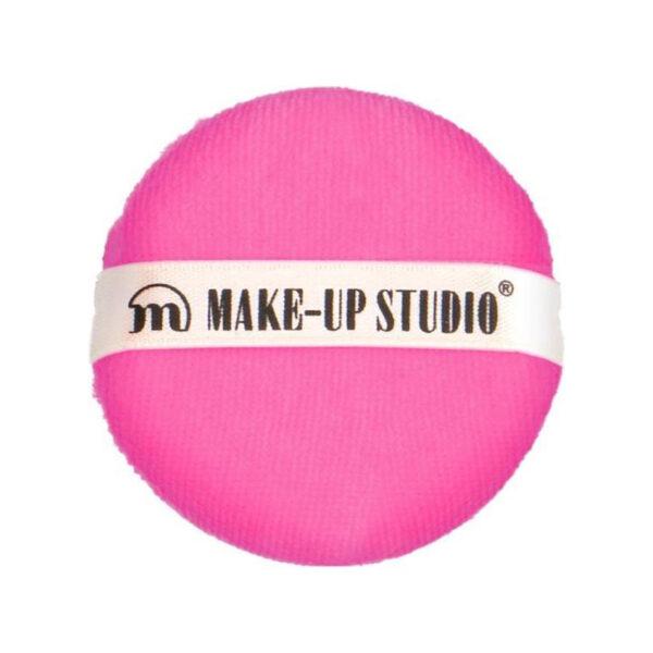 Make up Studio – Powder puff spons (roze) small