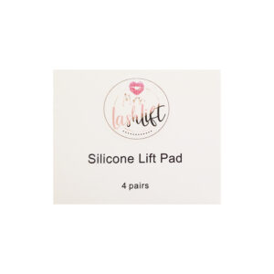 Mrs lash lift silicone lift pad - 4 paar