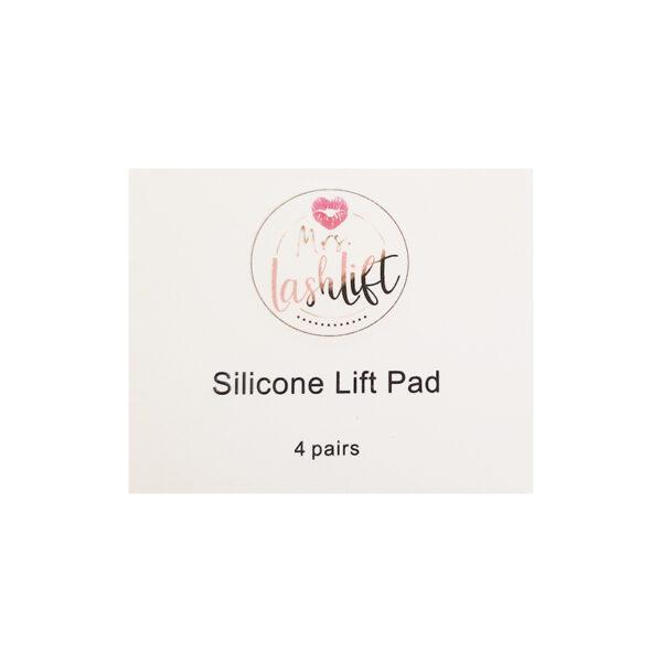 Mrs lash lift silicone lift pad - 4 paar