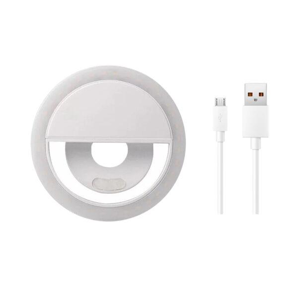 Mobile Ring light (white)
